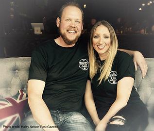Josh & Stefanie Lipke