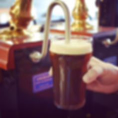 Cask release today is Bulldog Brown ~ Br