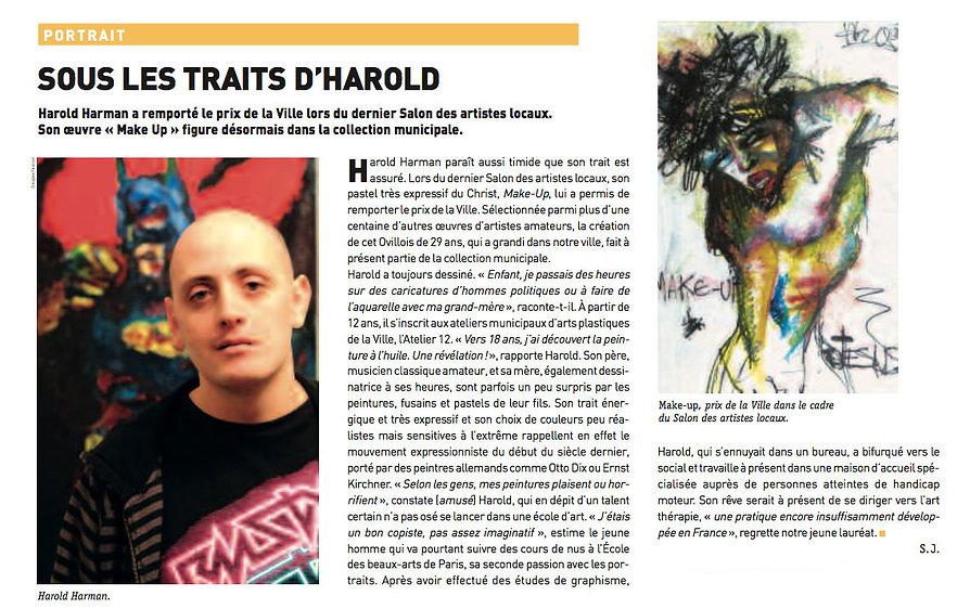 Site officiel d'Harold Harman, peintre expressionniste contemporain à Paris. Découvrez et acheter ses tableaux, peintures et dessins.