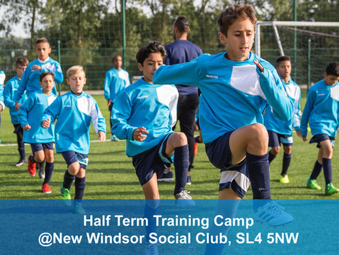 Windsor Half Term Camp