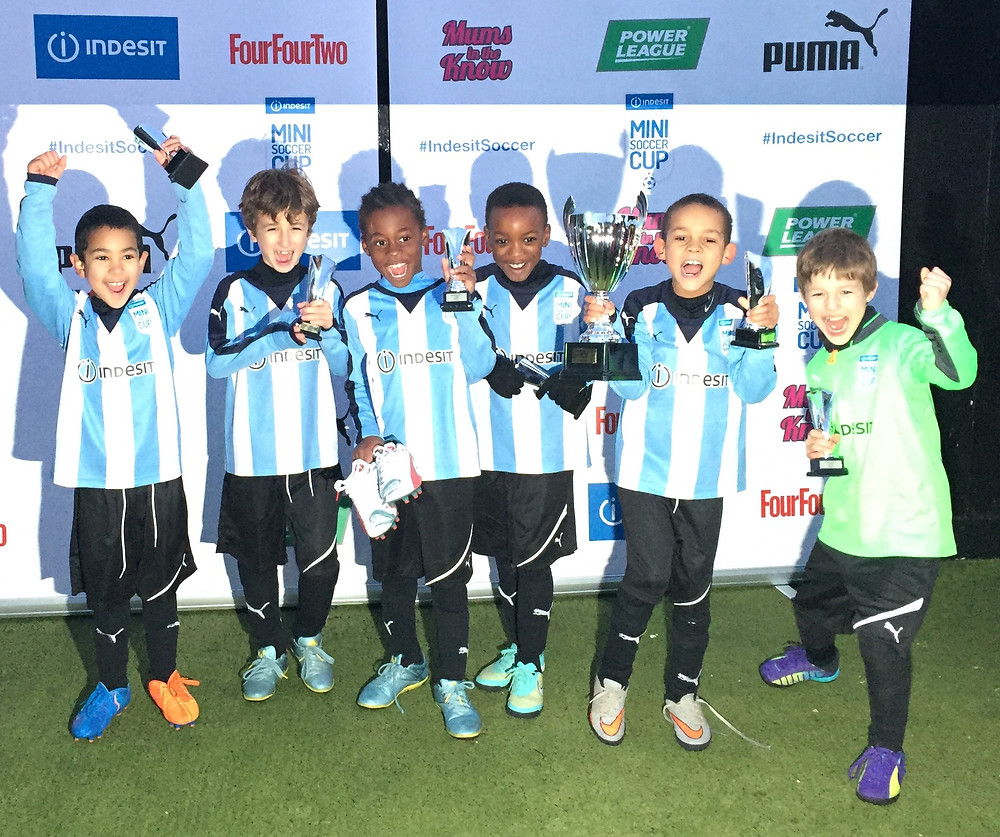 Focus Football National Champions U8