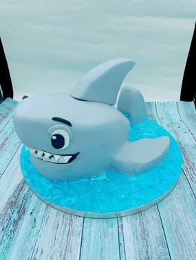 Haifisch_Torte
