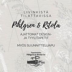 Pihlgren ja Ritola tapetit tilauksesta