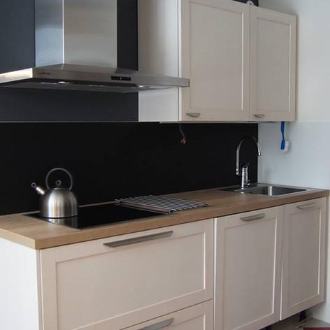 Vanhan talon keittiön sisustussuunnitelma