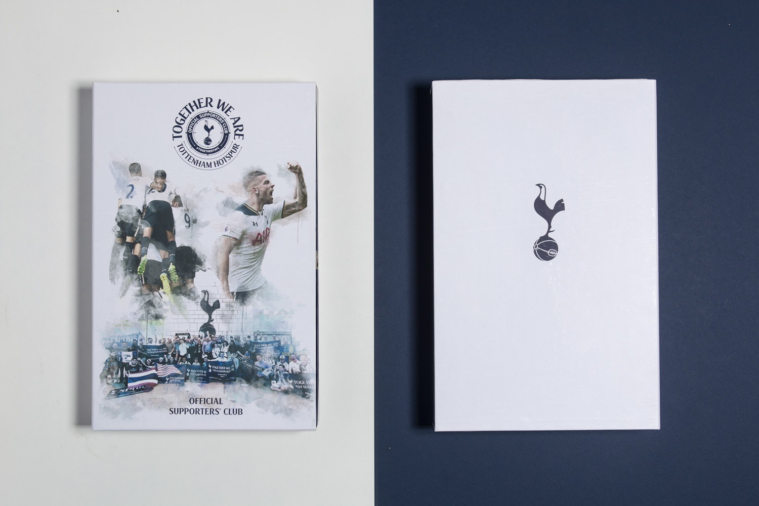 Slipcase for white hart lane fans