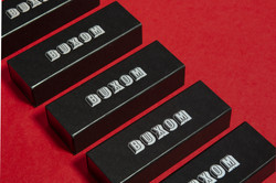 Matchbox Style Design Box