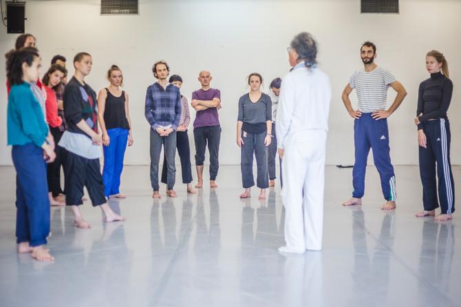 Dance research 2017