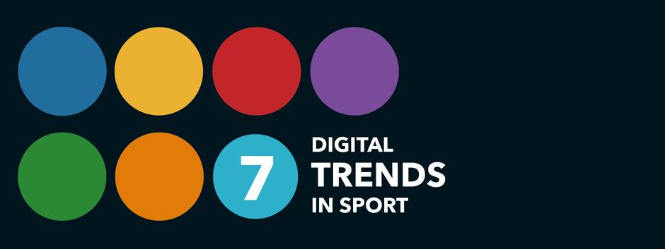 Seven digital trends for sport in 2020