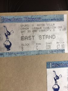 A love letter to White Hart Lane
