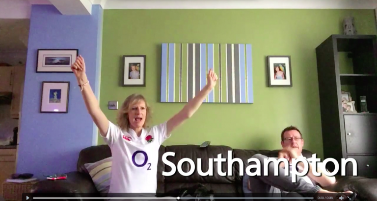 Innovation With Fan Engagement: Making 'Rugglebox' for O2 and the 6 Nations