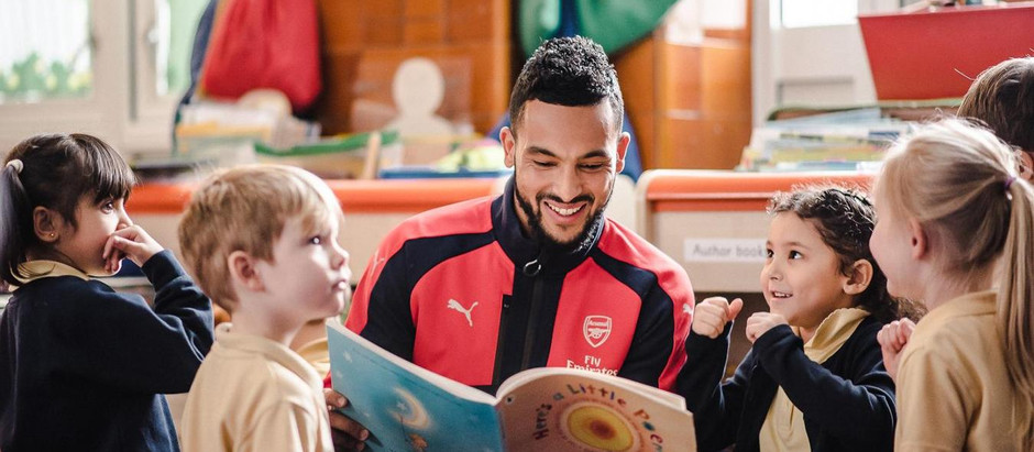 Premier League Primary Stars - A Digital Programme to Inspire Learning in 10,000 Schools