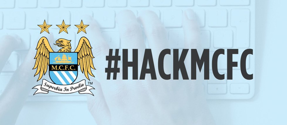 Hats off to MCFC for #hackmcfc