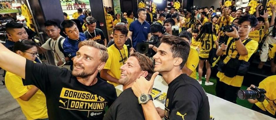 European Football Clubs on Tour: Next Stop, China