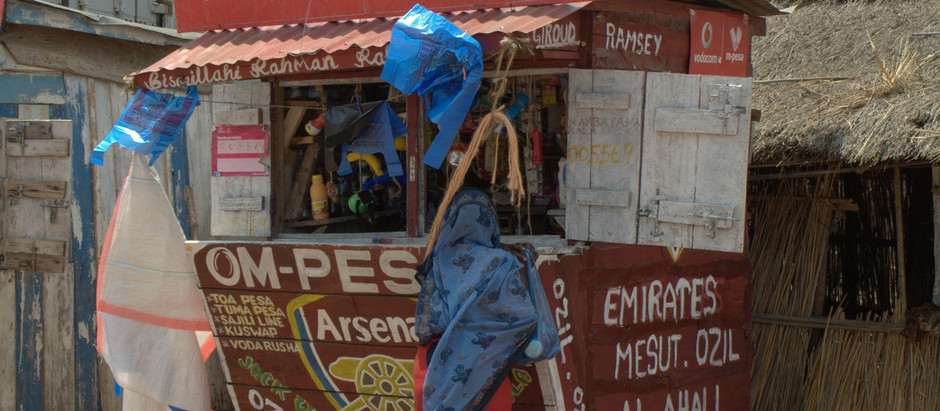 """Arsenal FC, I presume?"" - A traveller's view on African football fandom"