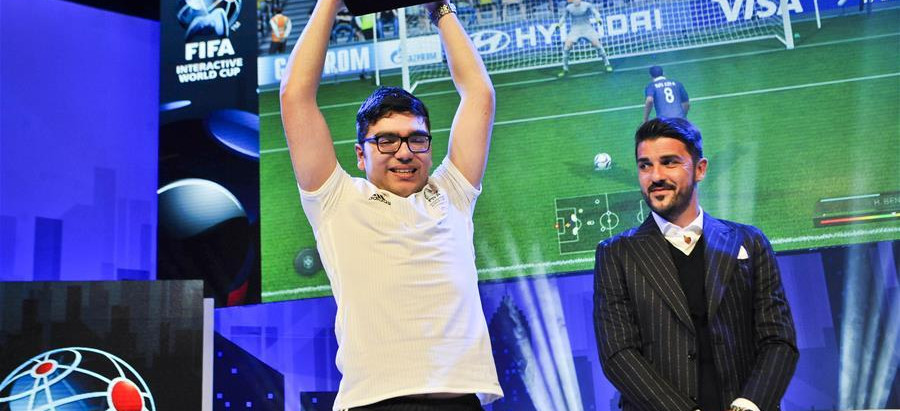 Don't just sign a FIFA16 gamer if you want to be taken seriously in eSports
