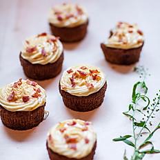 MapleBacon cupcake