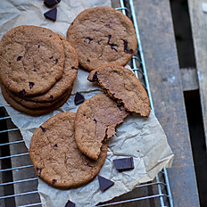 Paleo chocolate chip cookie