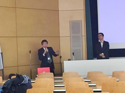 サインウェーブは東京外国語大学の投野教授とCEFER-J公開シンポジウムにて共同研究の発表をしました