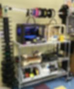 Edgerton Center Portable Carts of Tools.