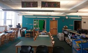 Edgerton Center Space in School Library.
