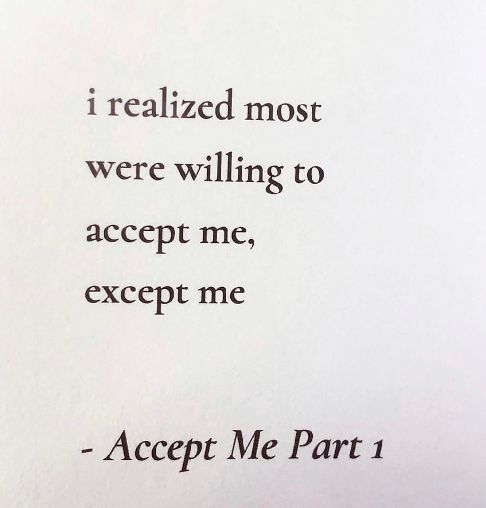 Page 90 of Dear Mirror: A Poetic Journey of Self-Reflection and Empowerment - Available on Amazon!