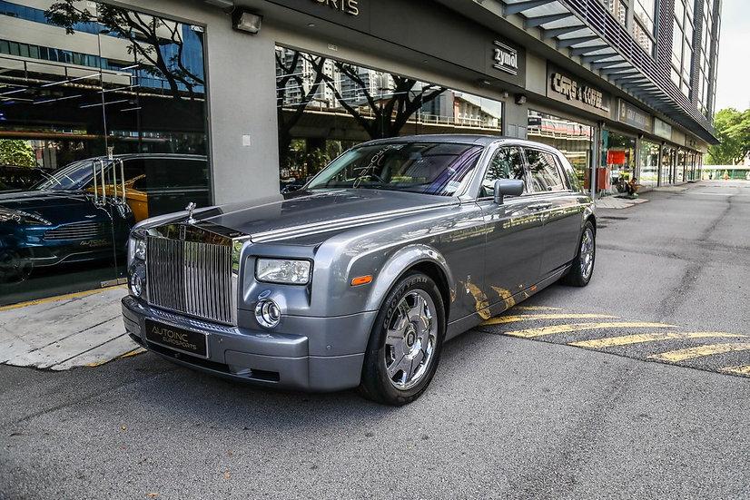 2007 Apr Rolls Royce Phantom EWB