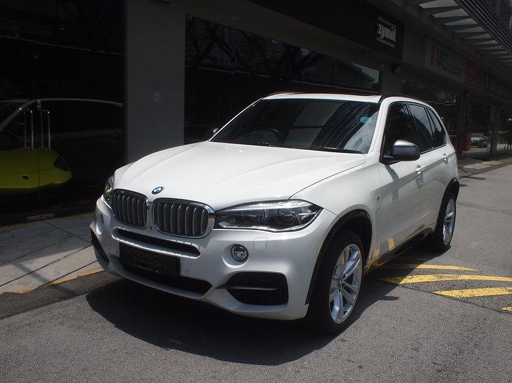 2014 Apr BMW X5 M50D