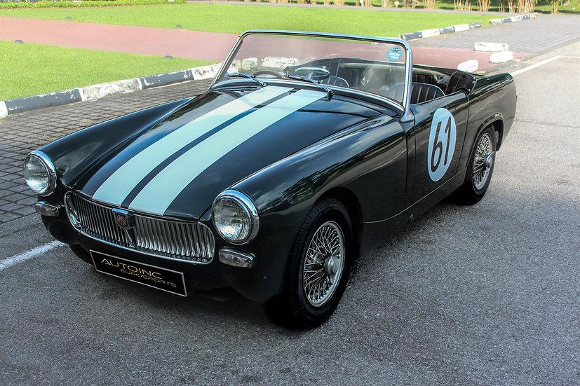 1962 Jan MG Midget MK I