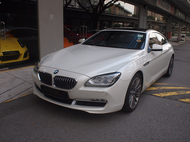 2014 Apr BMW 640I Gran Coupe