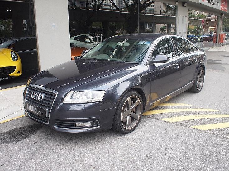 2009 Dec Audi A6