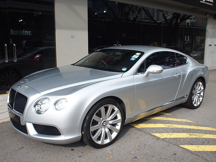 2013 Sep Bentley Continental GT V8