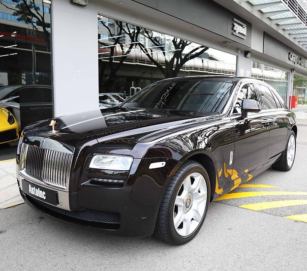 2012 Feb Rolls Royce Ghost