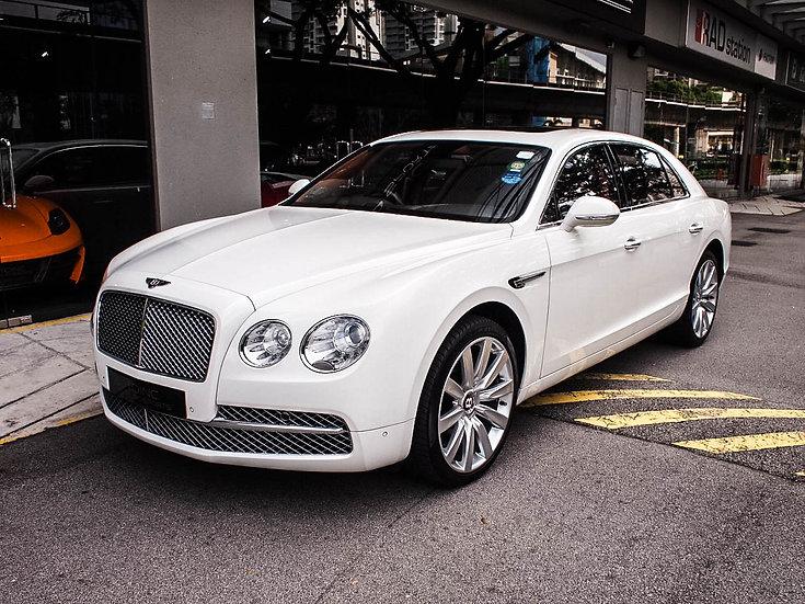 2015 Sep Bentley Flying Spur V8 4.0
