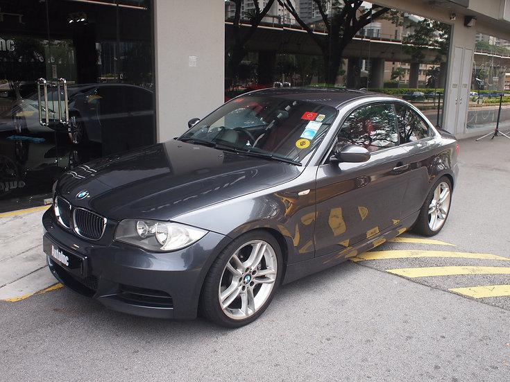2009 Apr BMW 135i