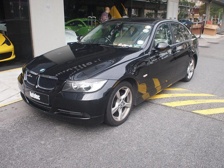2006 Aug BMW 320i