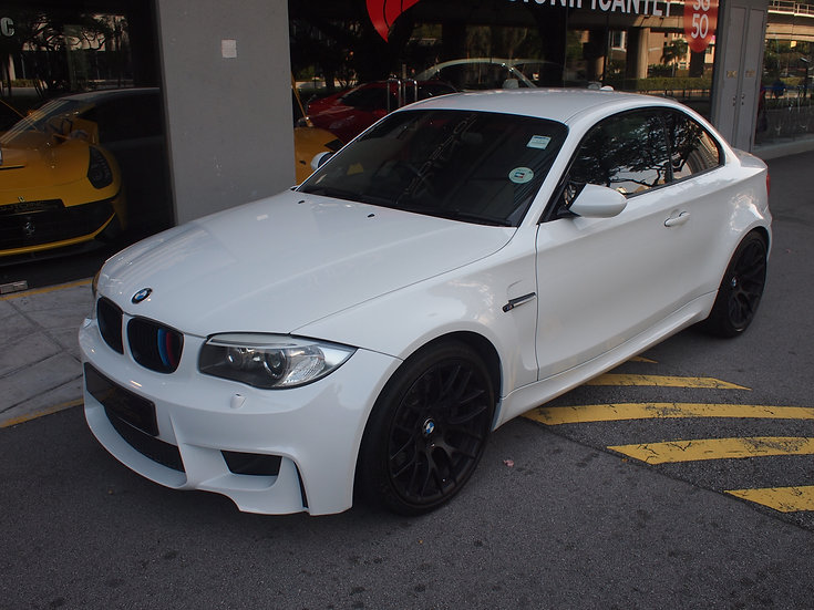 2011 May BMW 1M Coupe