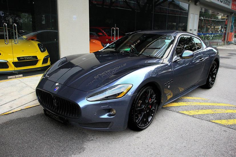 2009 Jan Maserati Granturismo S Cambiocorsa