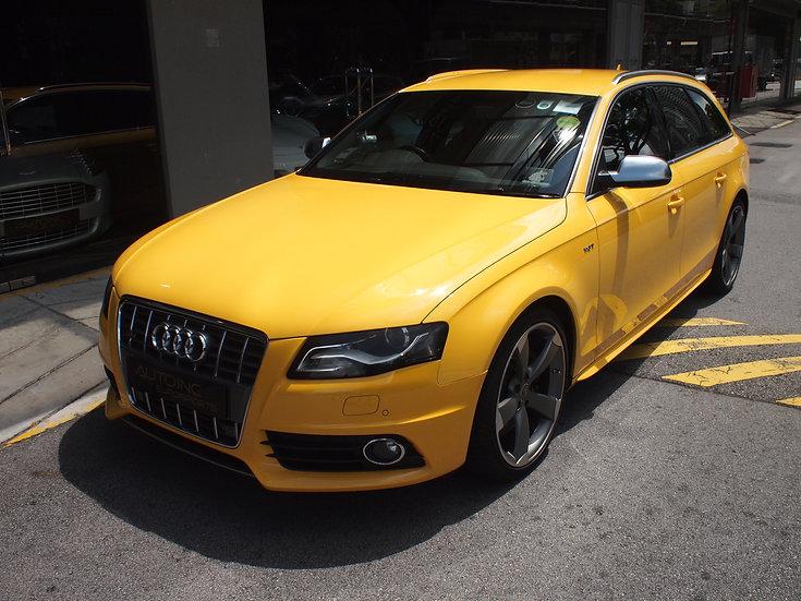 2010 Dec Audi S4 Avant 3.0 TFSI Quattro