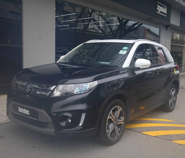 2017 May Suzuki Grand Vitara