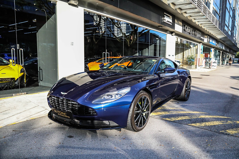 2017 Jul Aston Marin DB11