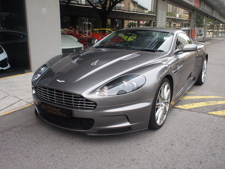 2009 Sep Aston Martin DBS MT