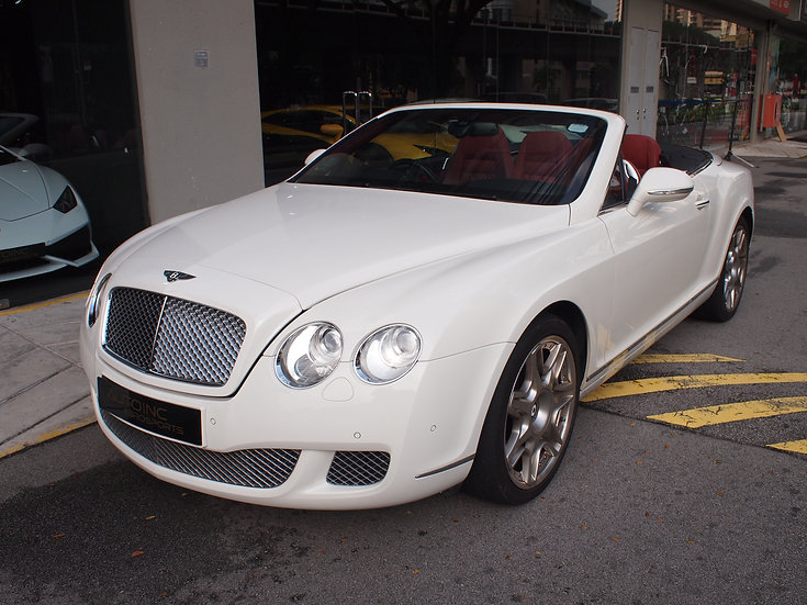 2009 Oct Bentley Continental GTC