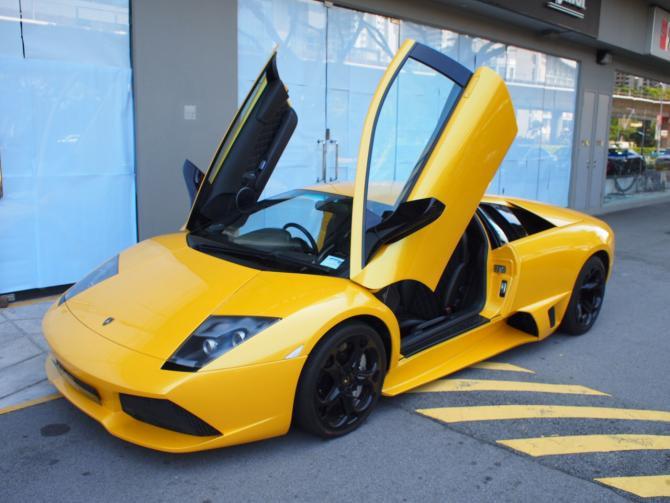 2007 Jan Lamborghini Murcielago LP640-4