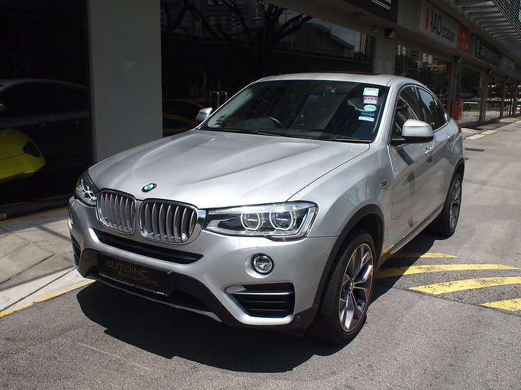 2015 Aug BMW X4 XDRIVE28I