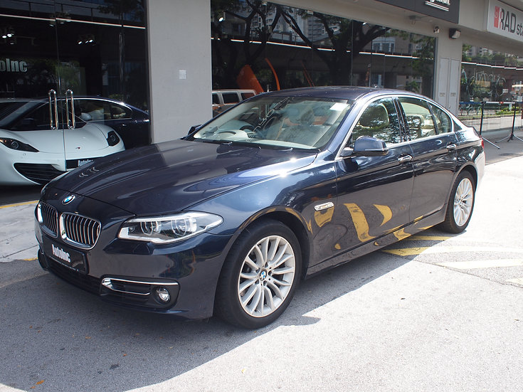 2013 Aug BMW 520i