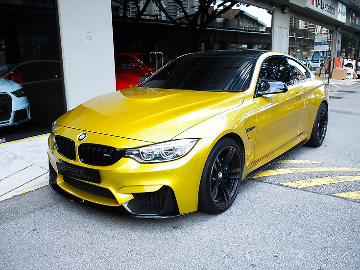 2015 Oct BMW M4 Coup