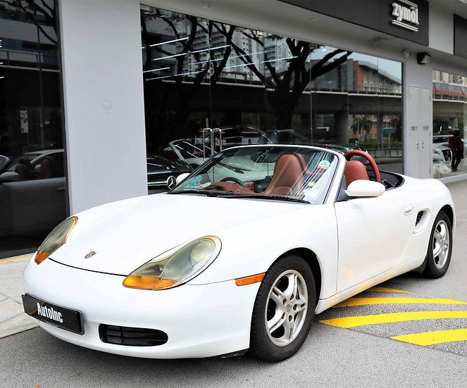 1997 May Porsche 986 Boxster