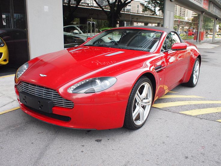 2008 Jun Aston Martin Vantage