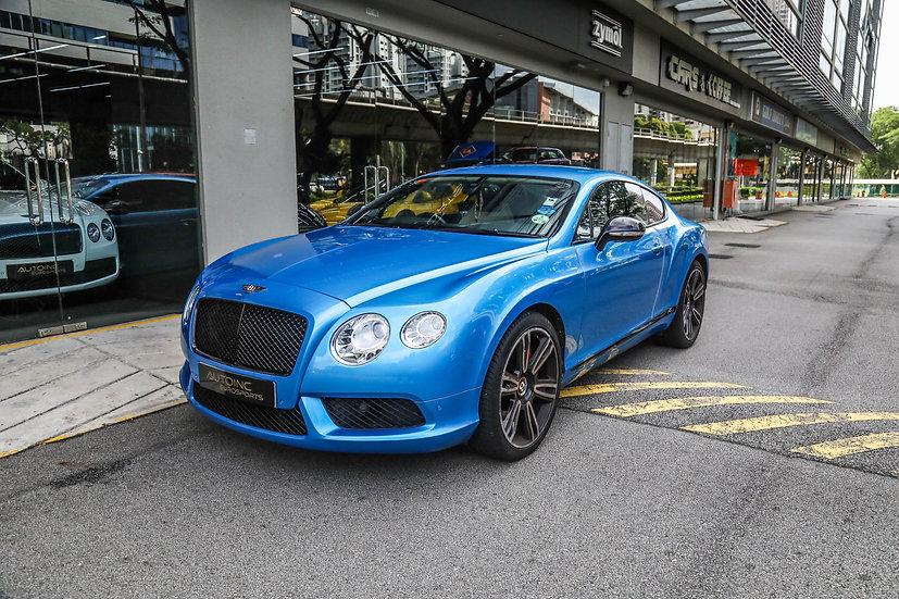 2012 Sep Bentley Continental GT