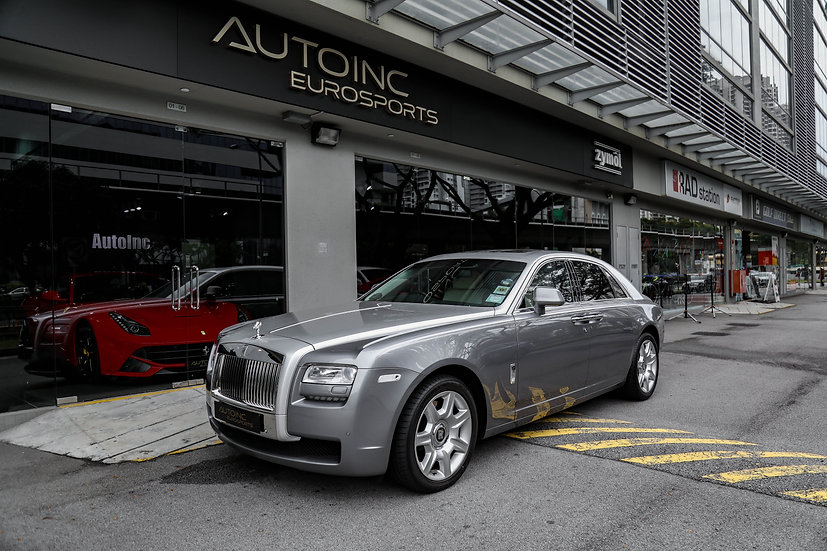 2013 May Rolls Royce Ghost